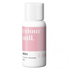 Colour Mill Oil Based Colouring 20ml - Rose