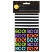 Wilton Mini Boo Treat Bags Pk/20