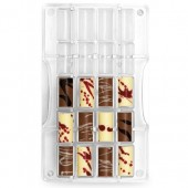 Decora Chocolate Mould - Cylinder