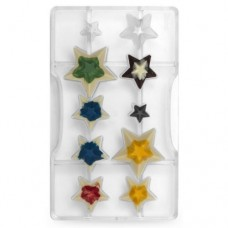 Decora Chocolate Mould - Stars