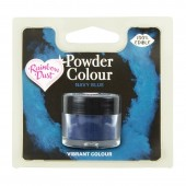 Rainbow Dust Powder Colour - Navy Blue