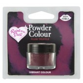 Rainbow Dust Powder Colour - Plum Truffle