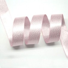 15mm Pearl Pink Sparkle Ribbon