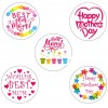 """Mother's Day Cupcake Toppers - 15 x 2"""""""