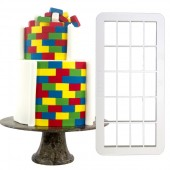 PME Geometric Bricks Multicutter Set/3