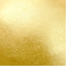Metallic Gold Treasure-Edible Silk