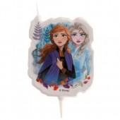 Disney Elsa & Anna Candle