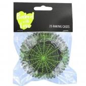 Spiderweb Foil Buncases Pk/25