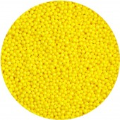 Glimmer Yellow Mini Pearls 90g