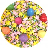 Happy Easter Sprinkle Mix 120g