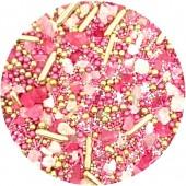 Pink Geode Sprinkle Mix 100g