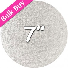 """7"""" Round Single Thick Cards (2mm)"""