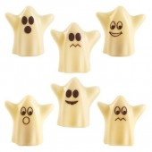 Belgian Chocolate 3D Ghosts Box/48