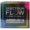 Spectrum Flow Airbrush Kit