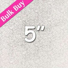 """5"""" Square Single Thick Cards (2mm)"""