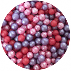 4mm Romance Glimmer Pearls 80g