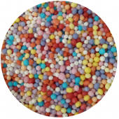 Multicoloured Mini Pearls 90g