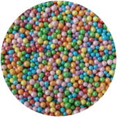 Rainbow Mix Pearl Mini Pearls 80g