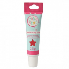 Cake Star Icing Tube- Red