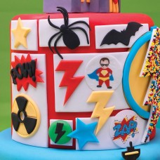 FMM Superhero Large Tappit Cutters