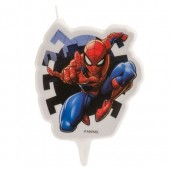 Dekora Spiderman Candle