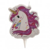 Dekora Unicorn Candle