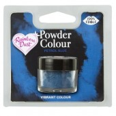 Rainbow Dust Powder Colour - Petrol Blue