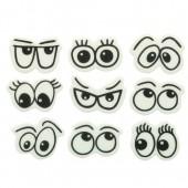 Culpitt Printed Sugar Cartoon Eyes Box/240