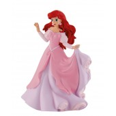 Princess Ariel in Pink Dress Topper