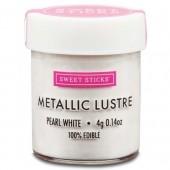 Sweet Sticks Lustre Pearl White 4g