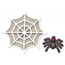 JEM Pop It - Spider & Web Mould Set/2