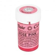 Sugarflair Rose Pink Paste 25g