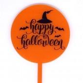 Orange Baby Paddle - Happy Halloween
