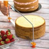 Decora Steel Cake Leveller