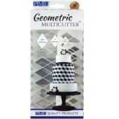 PME Geometric Diamond Multicutter Set/3