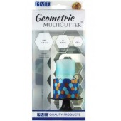 PME Geometric Hexagon Multicutter Set/3