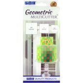 PME Geometric Square Multicutter Set/3