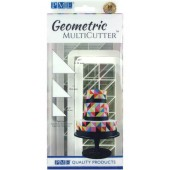 PME Geometric Right Angle Multicutter Set/3