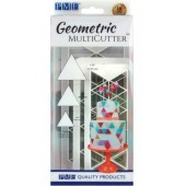 PME Geometric Triangle Multicutter Set/3