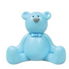 Blue Cake Star Plastic Teddy