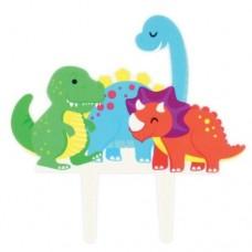 Dinosaur Gum Paste Topper