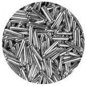 Silver Metallic Rods 70g