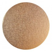 Round Rose Gold Drum 12""