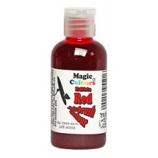 Magic Colours Airbrush - Red 55ml