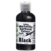 Magic Colours Airbrush - Metallic Black 55ml