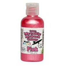 Magic Colours Airbrush - Metallic Pink 55ml