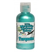 Magic Colours Airbrush - Metallic Turquoise 55ml