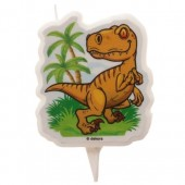 Dekora Dinosaur Candle