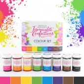Immaculate Confections - Complete Paste Colour Set