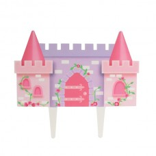 Gum Paste Princess Castle Topper